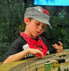Train Days to Roll In Again at Los Altos History Museum