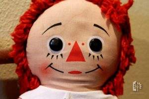 For the Love of Dolls: Palo Alto Weekly features Museum's Raggedy Ann and Andy